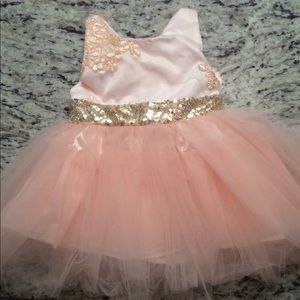 Other - Adorable Baby Girl Party Dress